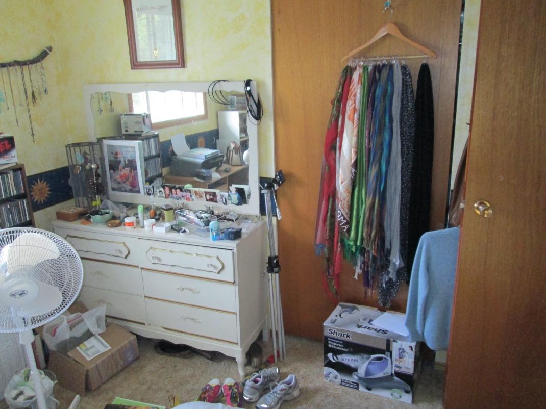 Dresser: Before