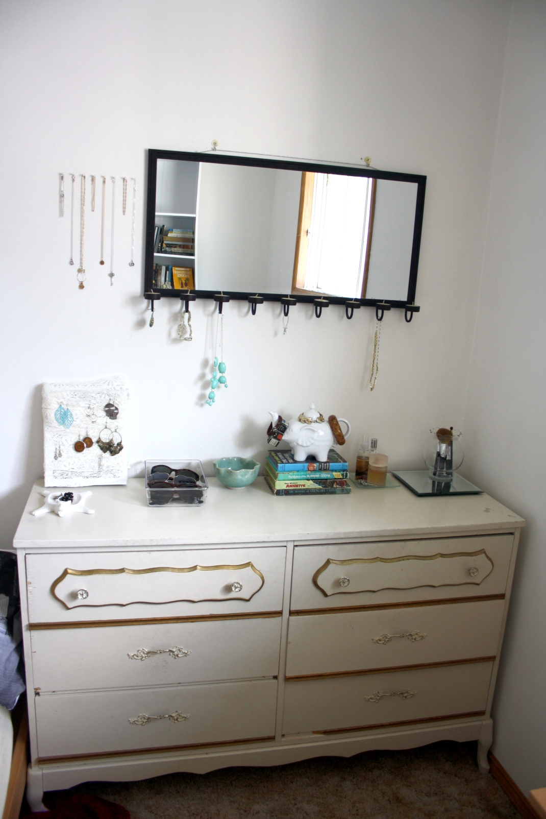 Dresser: After
