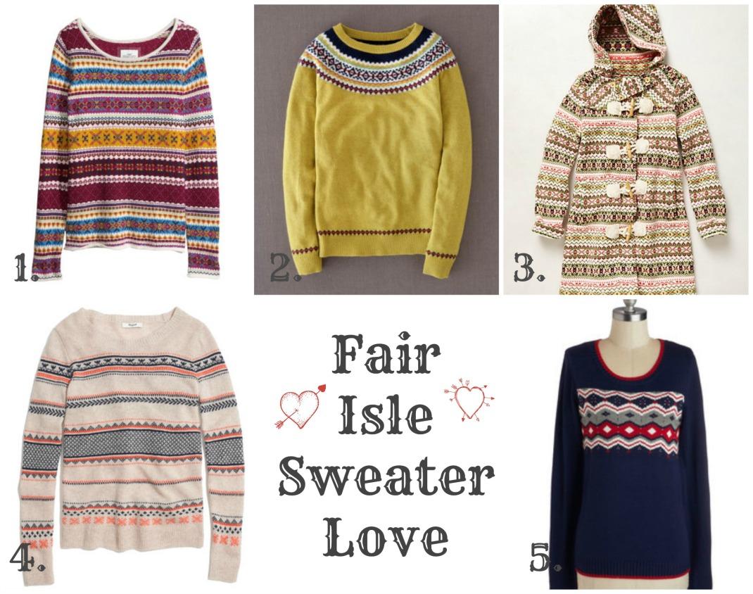 sweatersfront