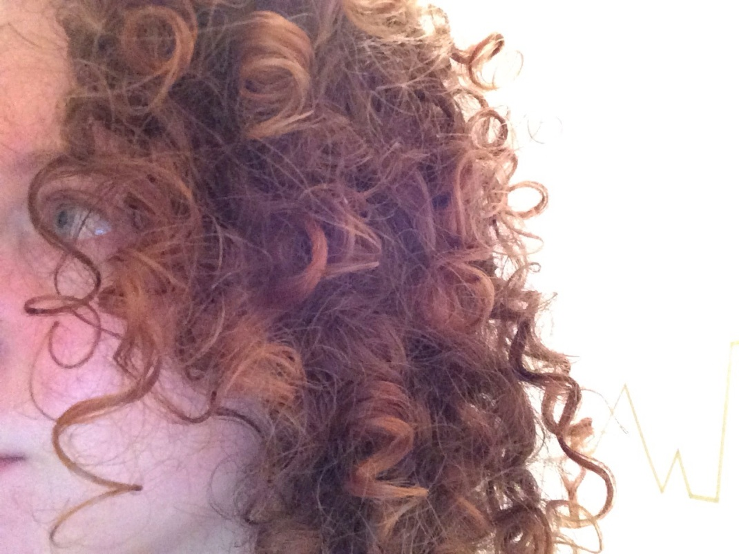 Hey, dried-out frizz balls. (I'm sorry.)