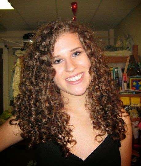 Sarah, the Curl Icon feature that initially sparked the controversy